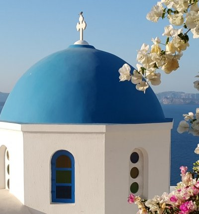 Virtual Tours and Things to do in Santorini from Home