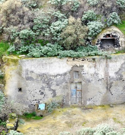 Santorini Cave Houses and their Story