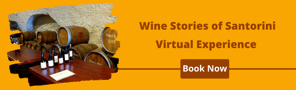 Live Virtual Santorini Wine Stories